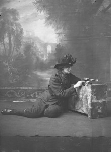 Countess Markievicz (Source: National Library of Ireland on The Commons)