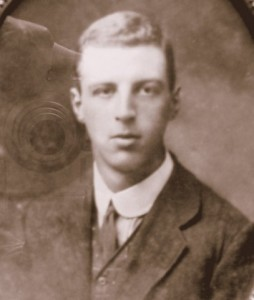 The Mullarkey father as a young man