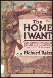 Richard Reiss The Home I Want (1918?)
