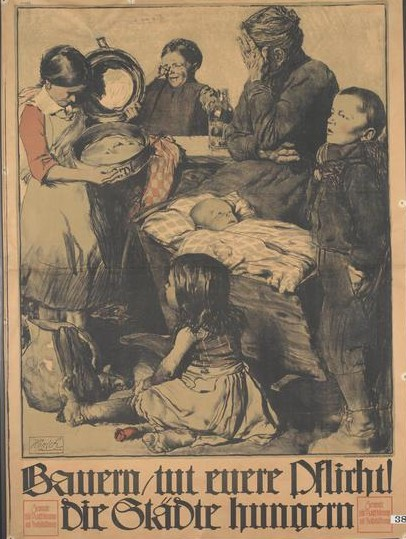 Food And The First World War In Germany