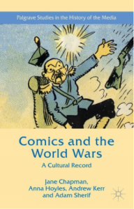 ComicsAndTheWorldWars
