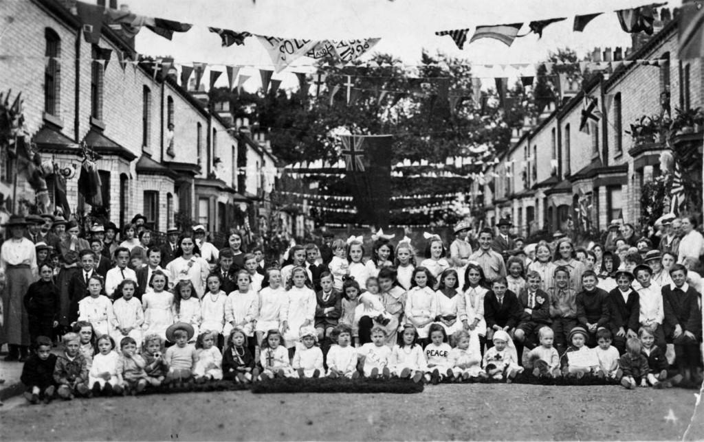 Millfield Road Peace Celeb 1