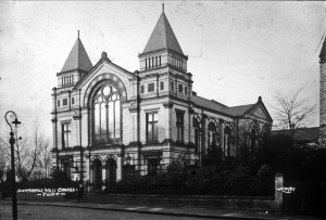 Southlands Wesleyan Chapel (Hugh Murray collection)
