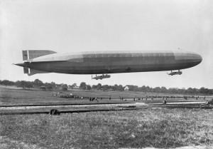 Zeppelin Airship © IWM (Q 58481)