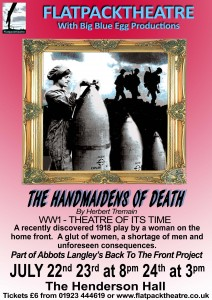 Handmaidens of Death poster